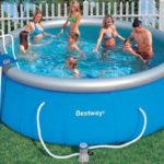 Piscine autoportante Bestway Super Deluxe
