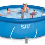 Piscine autoportée Easy Set Intex