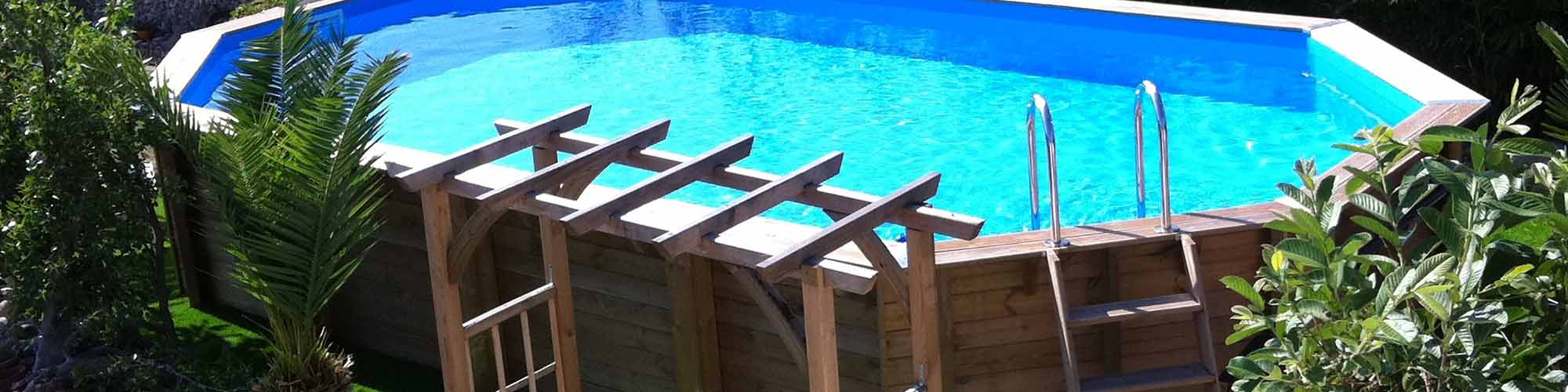 Piscine Hors Sol Bois Petite Taille à piscine hors sol bois : modèle en bois le plus design? - conseil