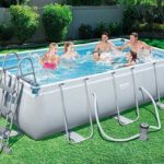 Piscine tubulaire Bestway Power Steel