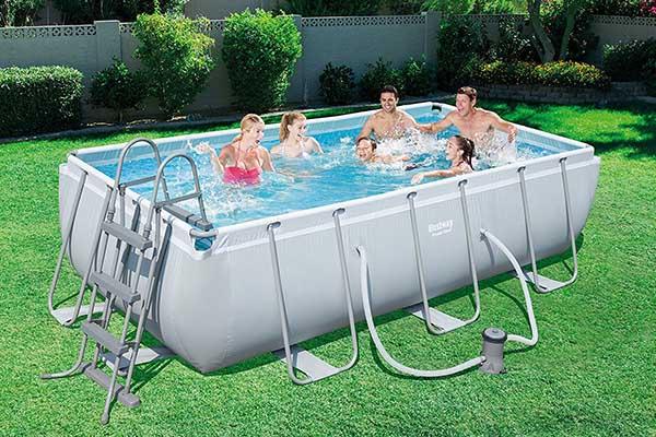 piscine tubulaire bestway power steel conseil. Black Bedroom Furniture Sets. Home Design Ideas