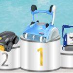 Meilleur robot piscine : comparatif par gamme de prix