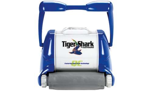 tiger shark quick clean robot piscine