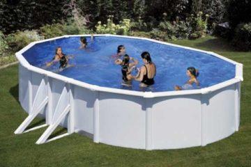 piscine acier Gré Bora Bora