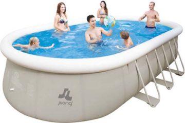 piscine tubulaire Jilong Chinook