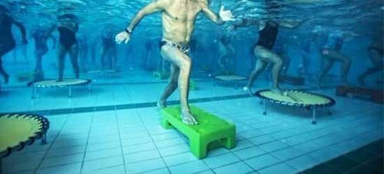 aquatraining aquajump