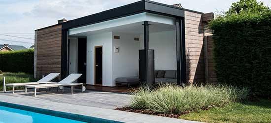 Pool House Praticite Et Design Autour De Votre Piscine Conseil